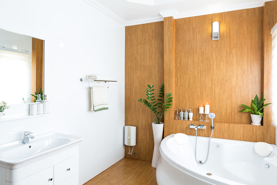 The Bathroom Is A Sanctuary For Most Moms But A Feng Shui Bathroom Radiates Good Fortune Too It Is A Place To Retreat To Even If Just For A Few Minutes To