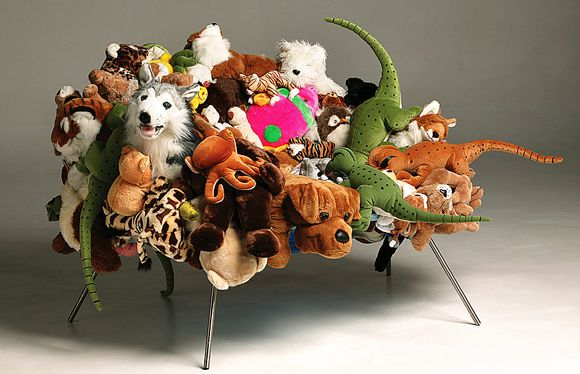 stuff-animal-decorative-idea-sofa