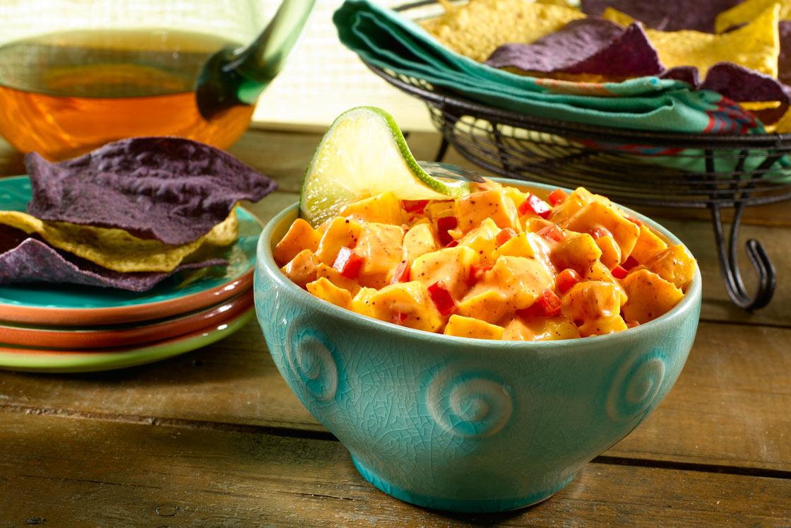 Creamy-Spicy-Mango-Salsa-Recipe