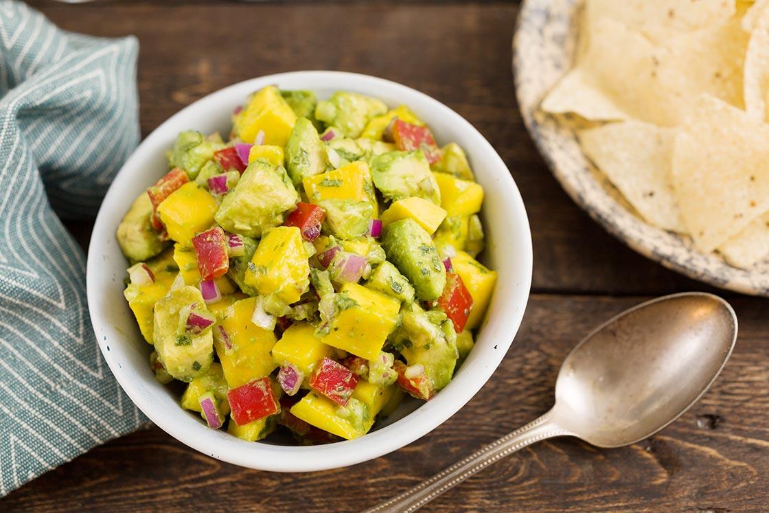 Avocado-and-Mango-Salad