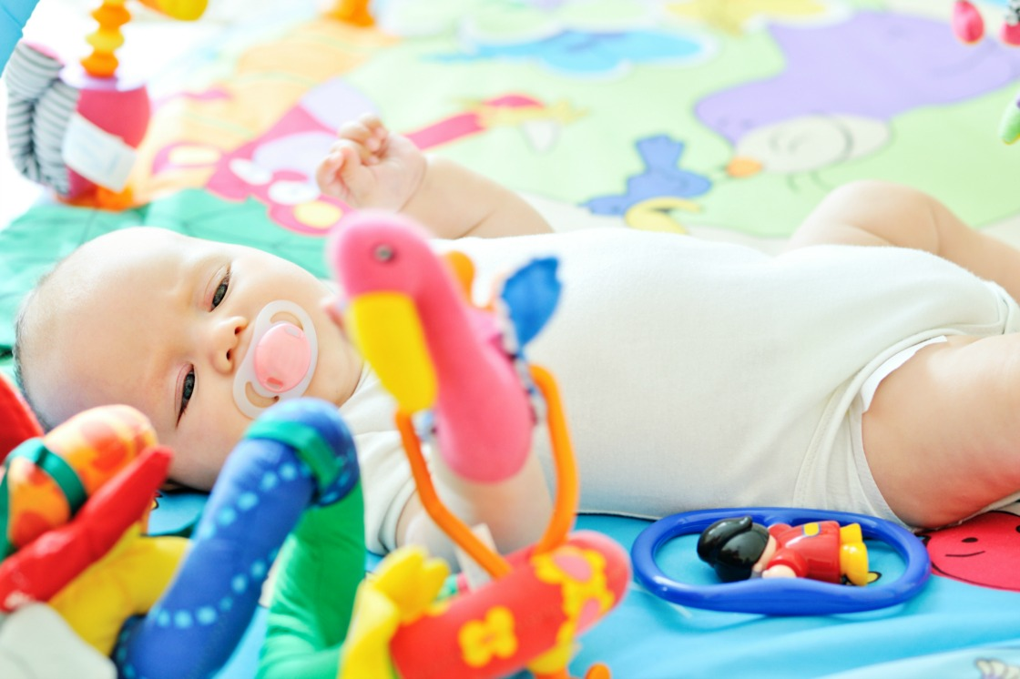 Top 5 Baby Gyms Of 2016