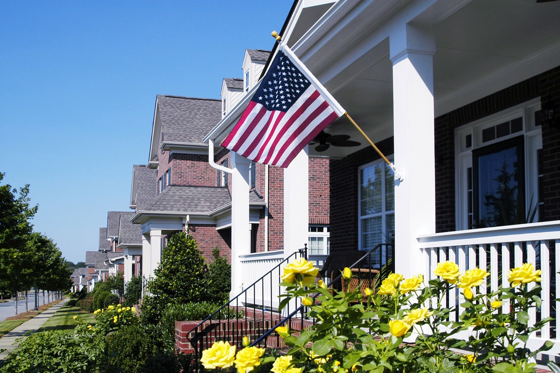 Flag day etiquette do s and don ts for Flag etiquette at home