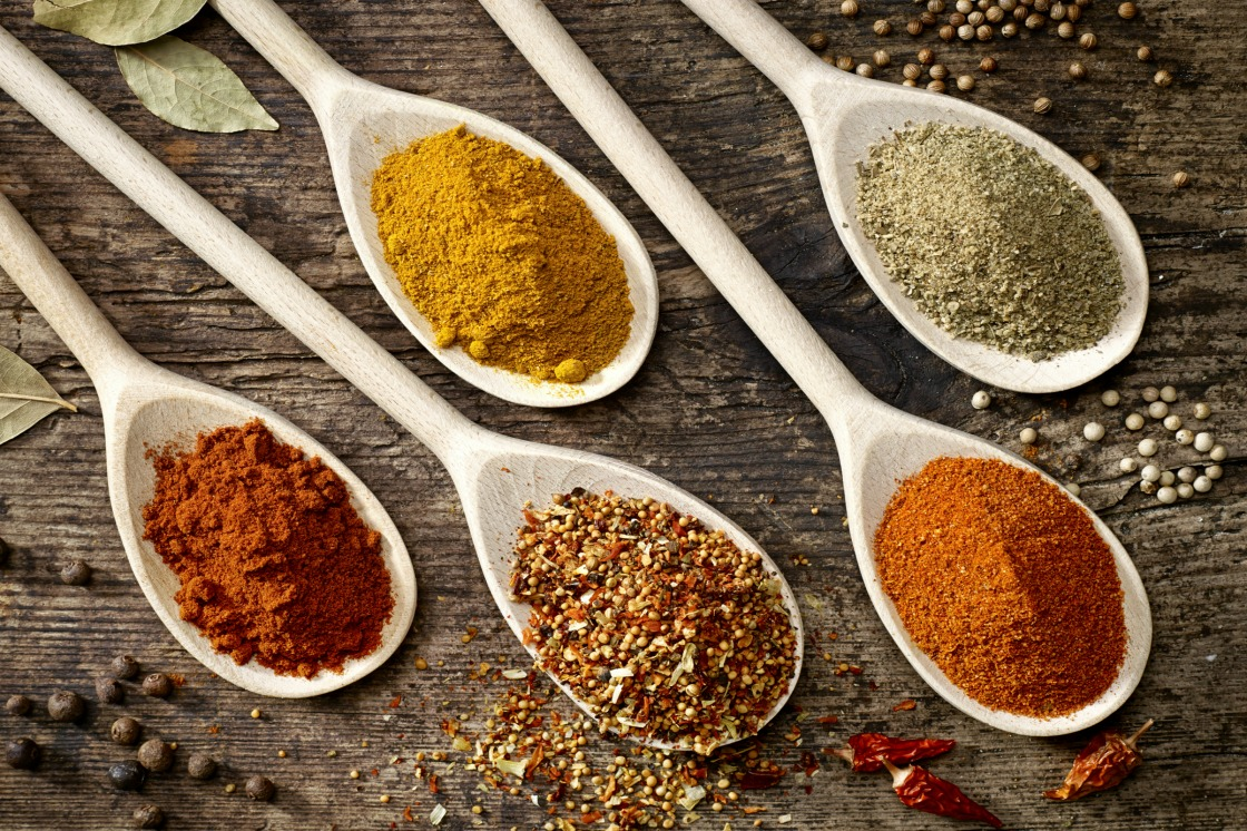 5-spices
