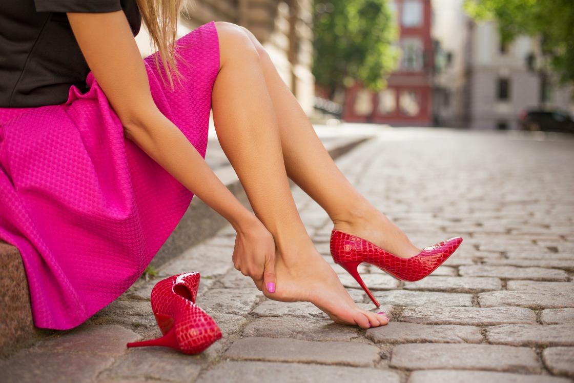 Latina feet photos