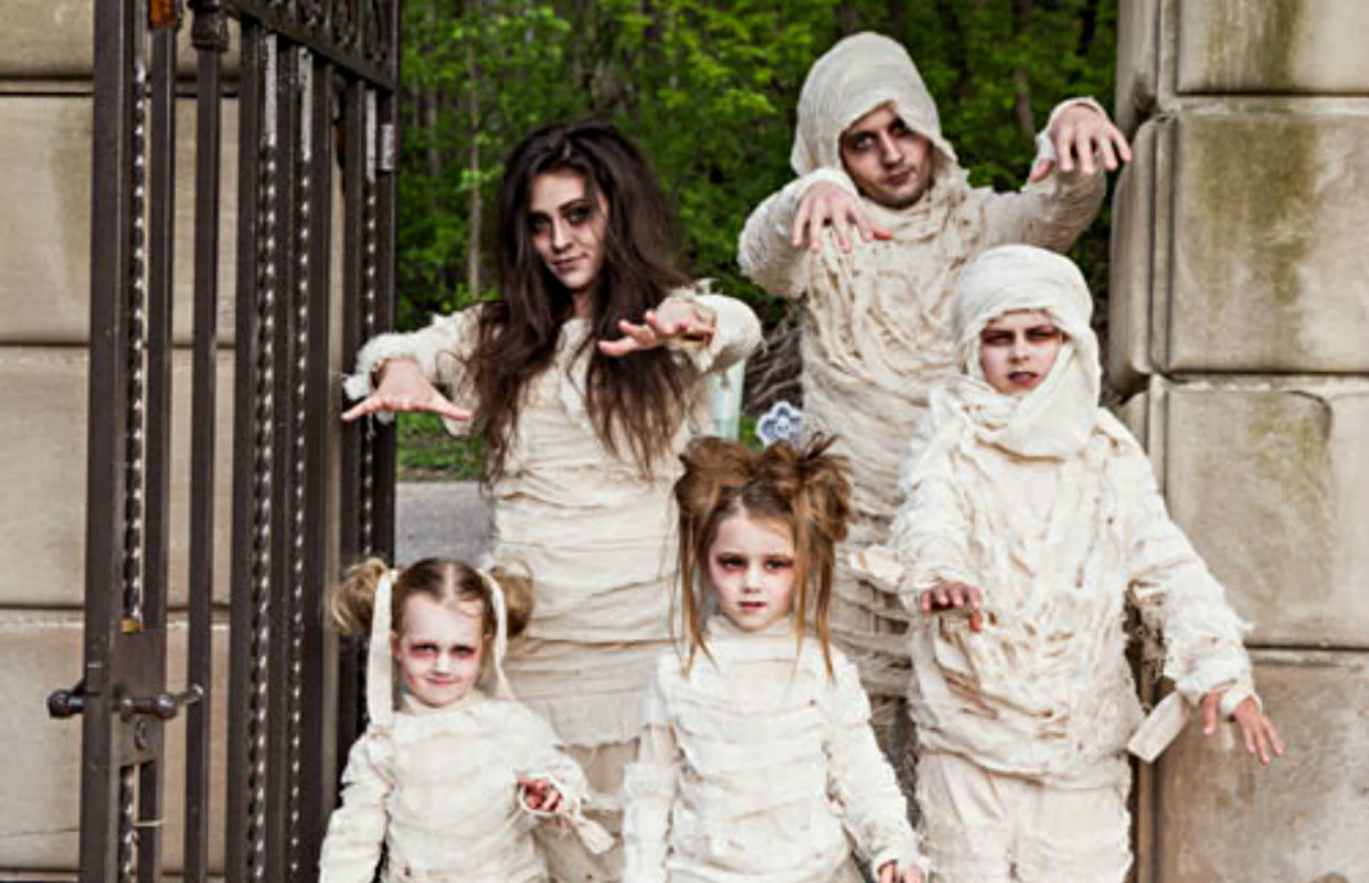 7 cheap and easy diy halloween costume ideas for kids